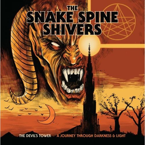 The Snake Spine Shivers - The Devil's Tower (2017)