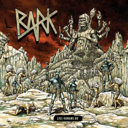 Bark - Like Humans Do (2017)