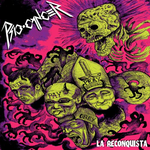 Psicocancer - La Reconquista (2017)