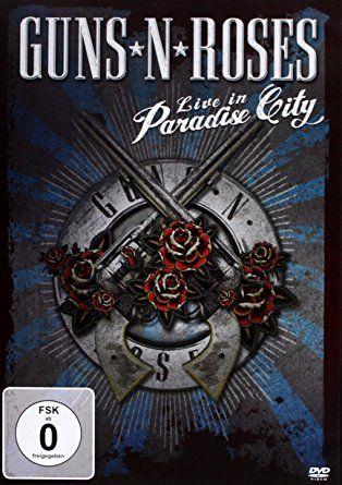 Guns N' Roses – Live in Paradise City (2012) [DVDRip]