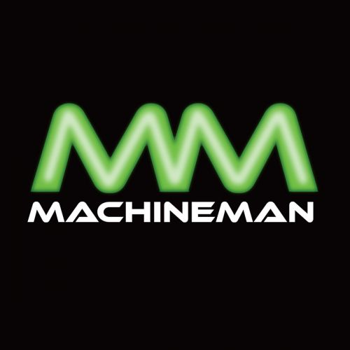 MachineMan - MachineMan (2017)