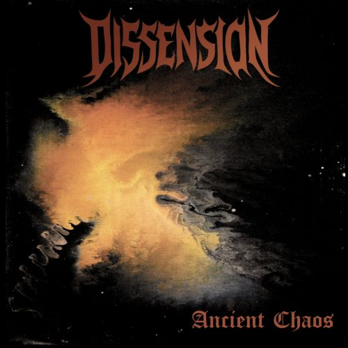 Dissension - Ancient Chaos (2017)