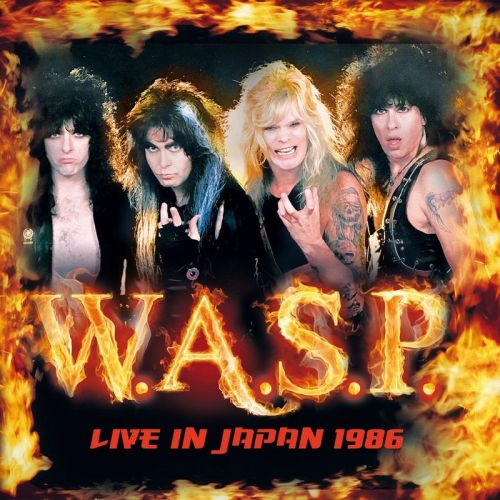 W.A.S.P. - Live In Japan (1986 / 2017)