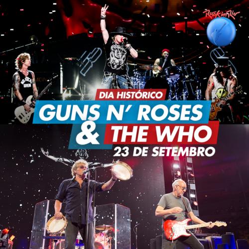 Guns N' Roses - Rock in Rio (2017) (HDTV 1080p)
