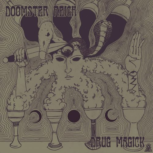 Doomster Reich - Drug Magick (2017)