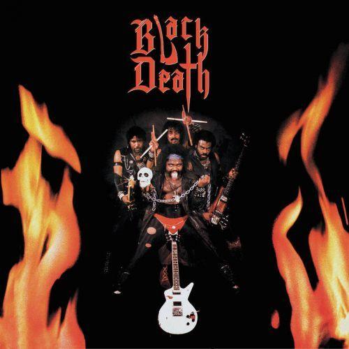 Black Death - Black Death (2017)