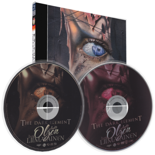 The Dark Element - The Dark Element (Japanese Edition) (2017) + DVD