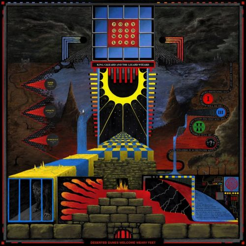 King Gizzard & The Lizard Wizard - Polygondwanaland (2017)