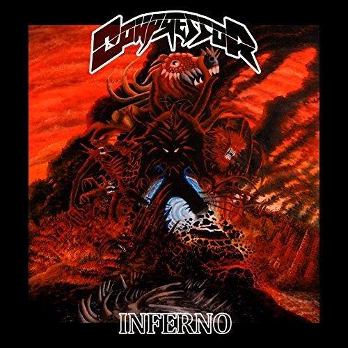 Compressor - Inferno [EP] (2017)