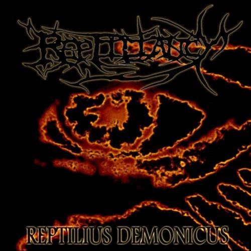 Reptiliancy - Reptilius Demonicus (2017)