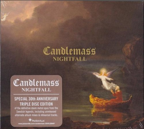 Candlemass - Nightfall (3CD 30th Anniversary Edition, 2017)