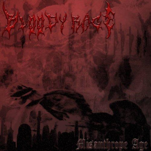 Bloody Rage - Misanthrope Age (2017)