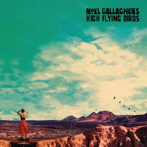 Noel Gallagher's High Flying Birds - Who Built The Moon? (Japanese Edition) (2017)