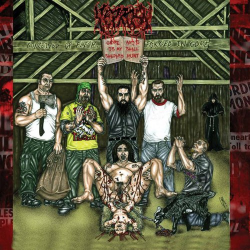 Leprosy - Conceived Of Flesh, Forged In Gore (2017)