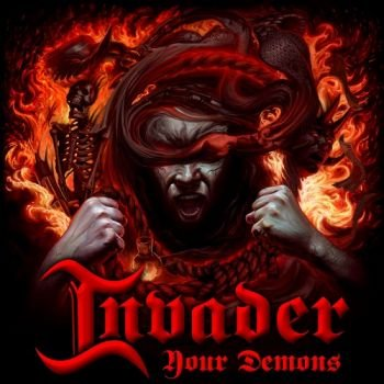 Invader - Your Demons (2017)