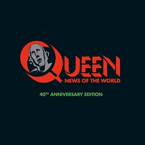 Queen - News of the World (40TH Anniversary Super Deluxe Edition) (2017) (+DVD)