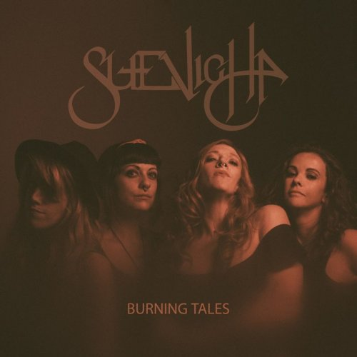 Suevicha - Burning Tales (2017)