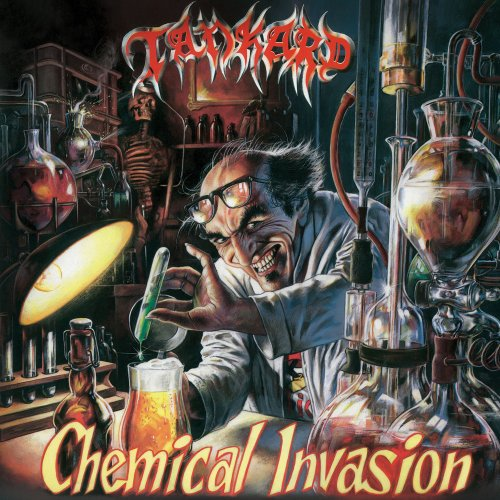 Tankard - Chemical Invasion (2017 Remaster)