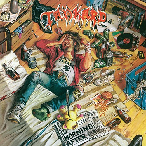 Tankard - The Morning After / Alien E.P. (2017 - Remaster)