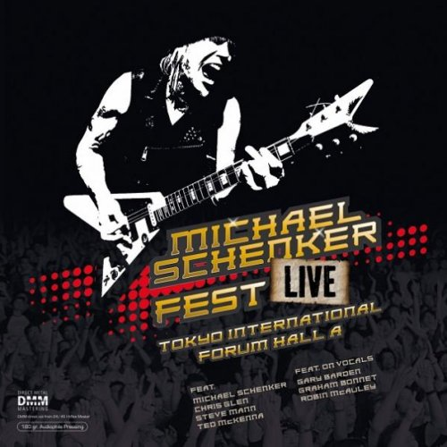 Michael Schenker - Fest - Live Tokyo International Forum Hall A (2017) (BDRip 720p)