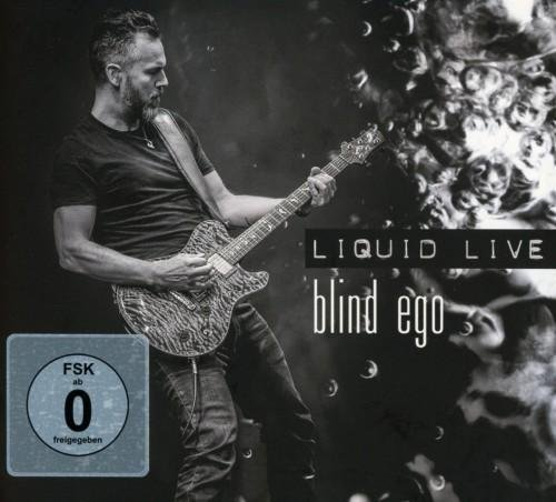 Blind Ego - Liquid Live (2017) (DVD)