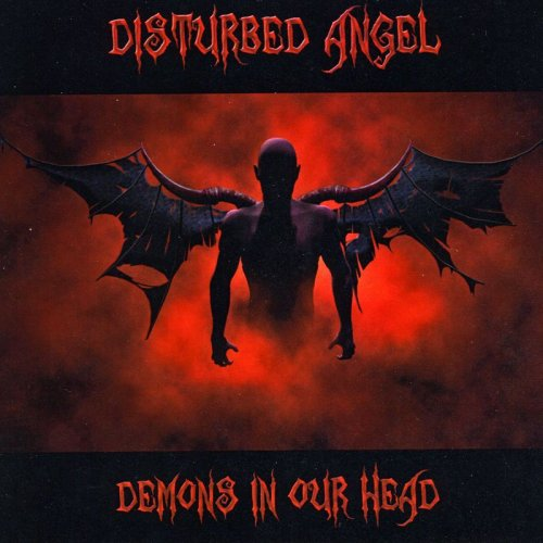 Disturbed Angel - Demons in Our Head (2017)