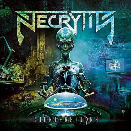 Necrytis - Countersighns (2017)