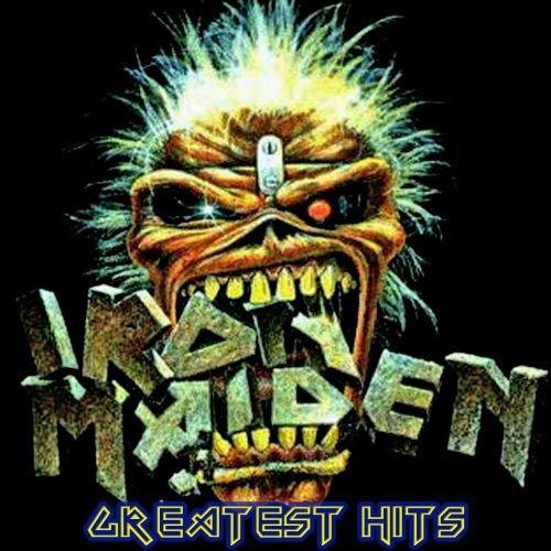 Iron Maiden - Greatest Hits (2017)