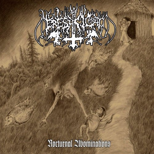 Ereshkigal - Nocturnal Abominations (2017)