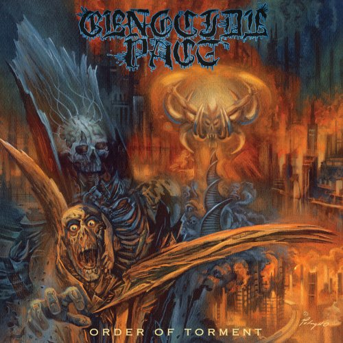 Genocide Pact - Order of Torment (2018)