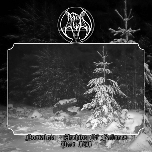 Vardan - Nostalgia - Archive of Failures, Pt. 3 (2017)