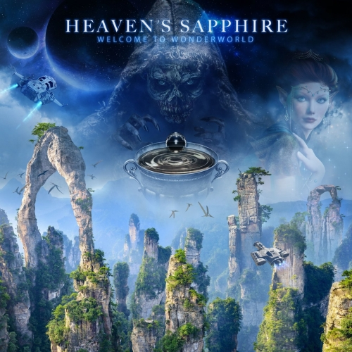 Heaven's Sapphire - Welcome to Wonderworld (2017)