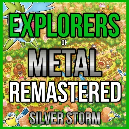 Silver Storm - Explorers of Metal (Remastered) (2017)