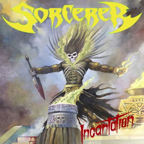 Sorcerer - Incantation (EP) (2017)