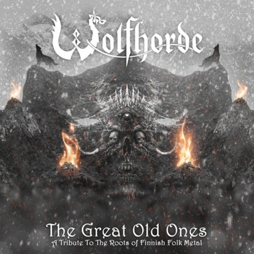 Wolfhorde - The Great Old Ones (EP) (2017)