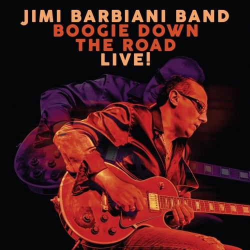 Jimi Barbiani Band - Boogie Down the Road (Live) (2017)