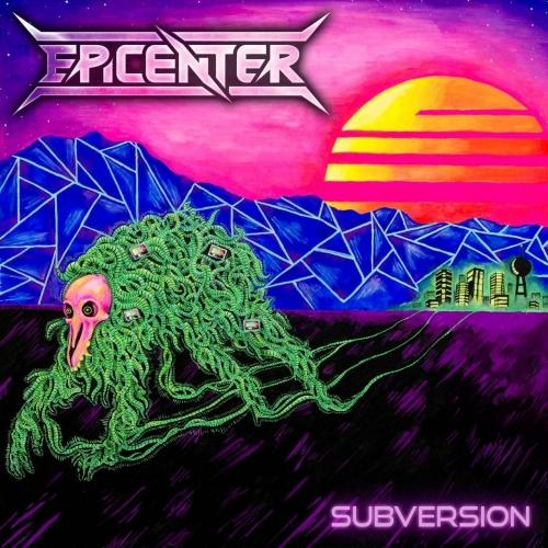 Epicenter - Subversion (2017)