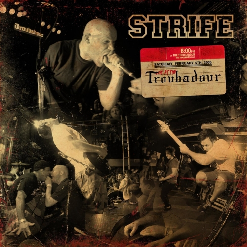 Strife - Live at the Troubadour (2017)