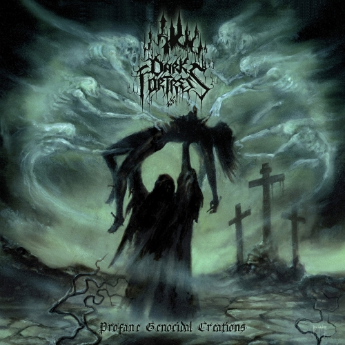 Dark Fortress - Profane Genocidal Creations (Re-issue 2017) (2017)