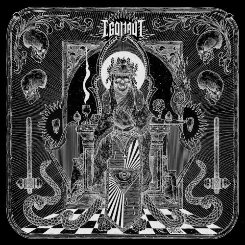 Egonaut - The Omega (2017)