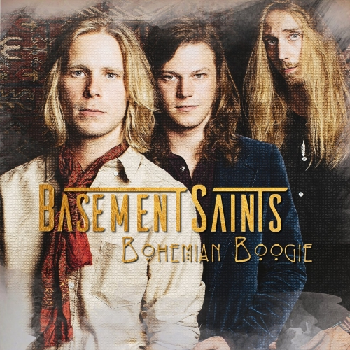 Basement Saints - Bohemian Boogie (2017)