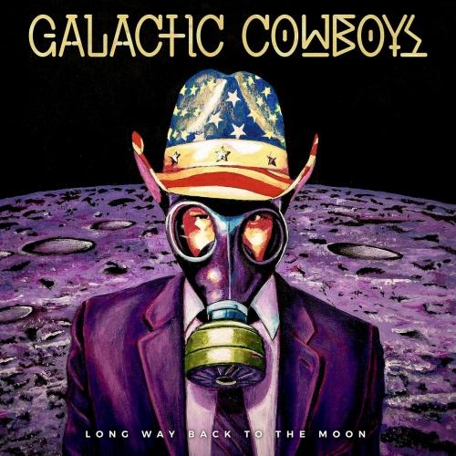 Galactic Cowboys - Long Way Back to the Moon (2017)