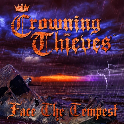 Crowning Thieves - Face the Tempest (EP) (2017)