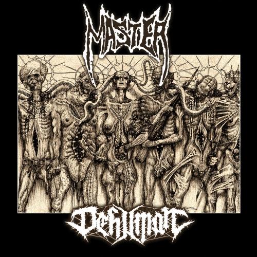 Master / Dehuman - Decay into Inferior Conditions (2017)