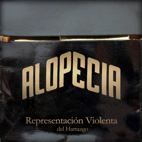 Alopecia - Representacion Violenta del Hartazgo (2017)