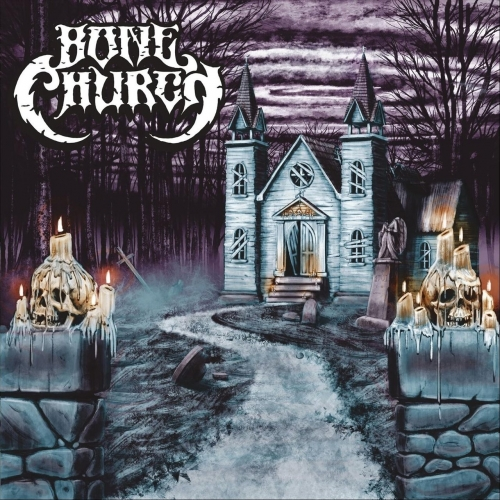 Bone Church - Bone Church (2017)