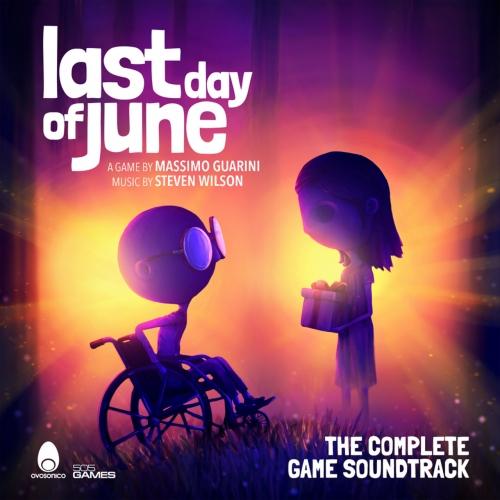 Steven Wilson - Last Day Of June (Original Game Soundtrack) (2017)