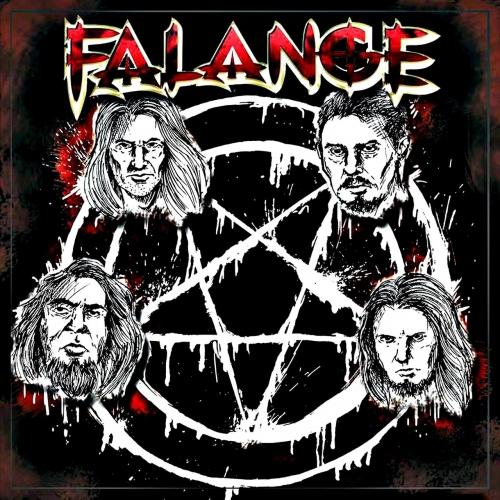 Falange - Falange (EP) (2017)