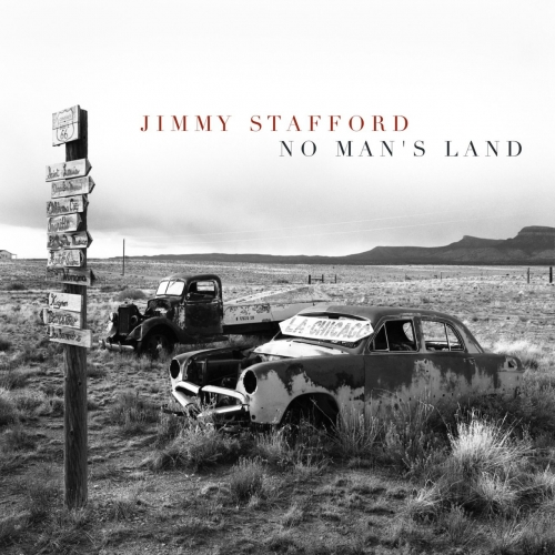 Jimmy Stafford - No Man's Land (2017)