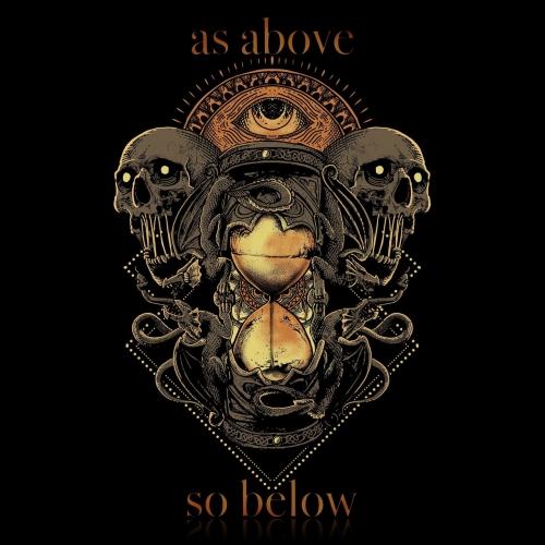 Eternal Grey - As Above, So Below (EP) (2017)